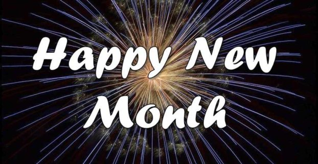 New Month Wishes
