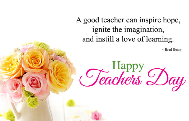 Teachers Day Quotes Images