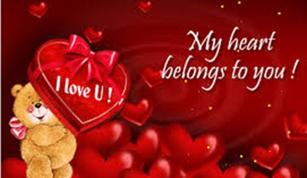 cute love sms for lovers