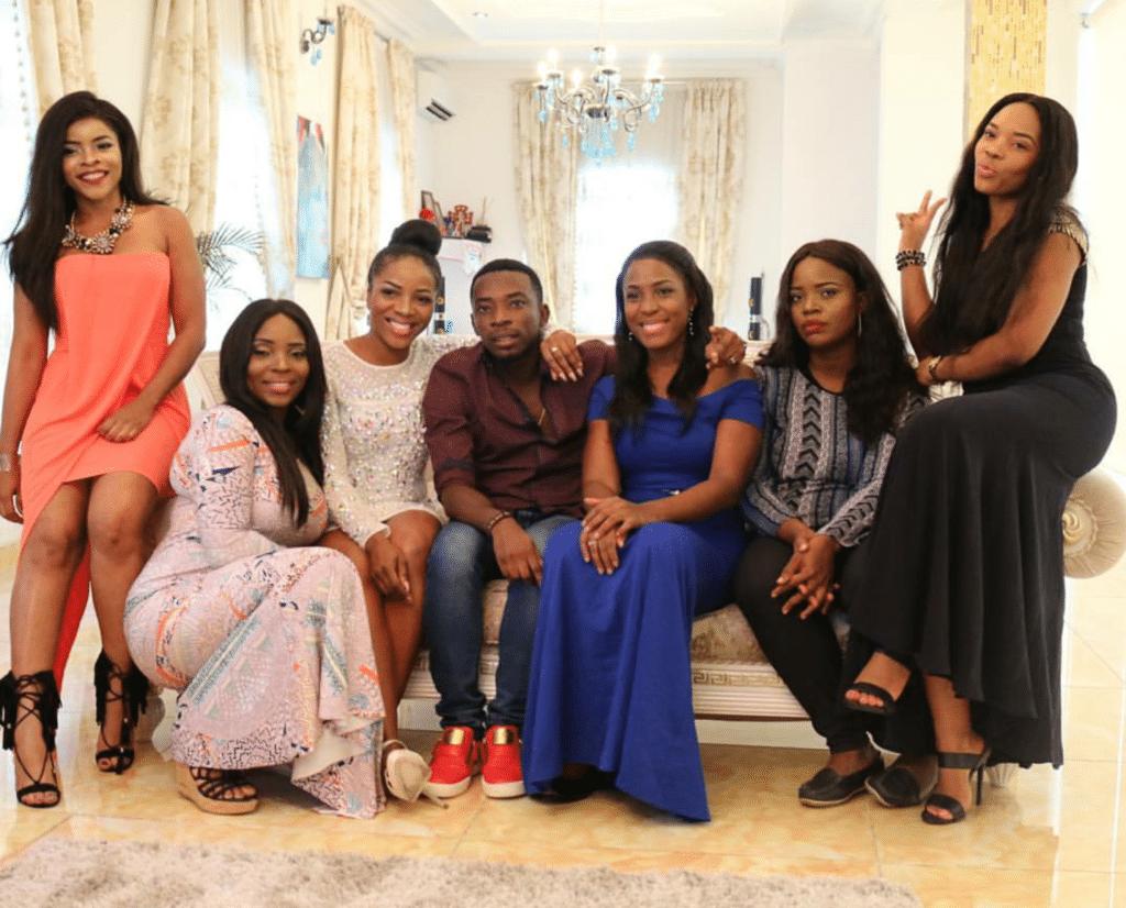 Linda Ikeji's Family